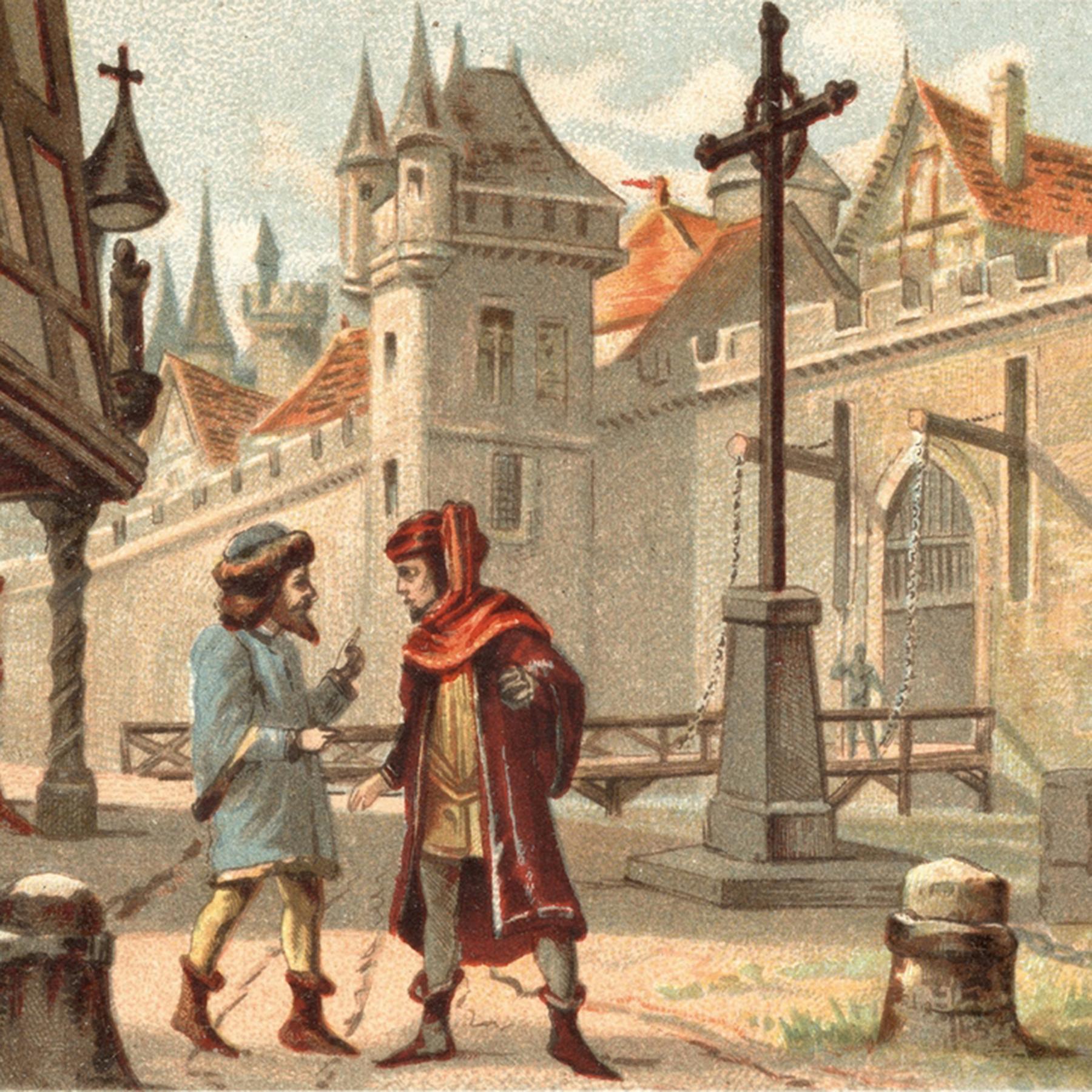 Städte im Mittelalter - Öffentlichkeit als Chance und Risiko