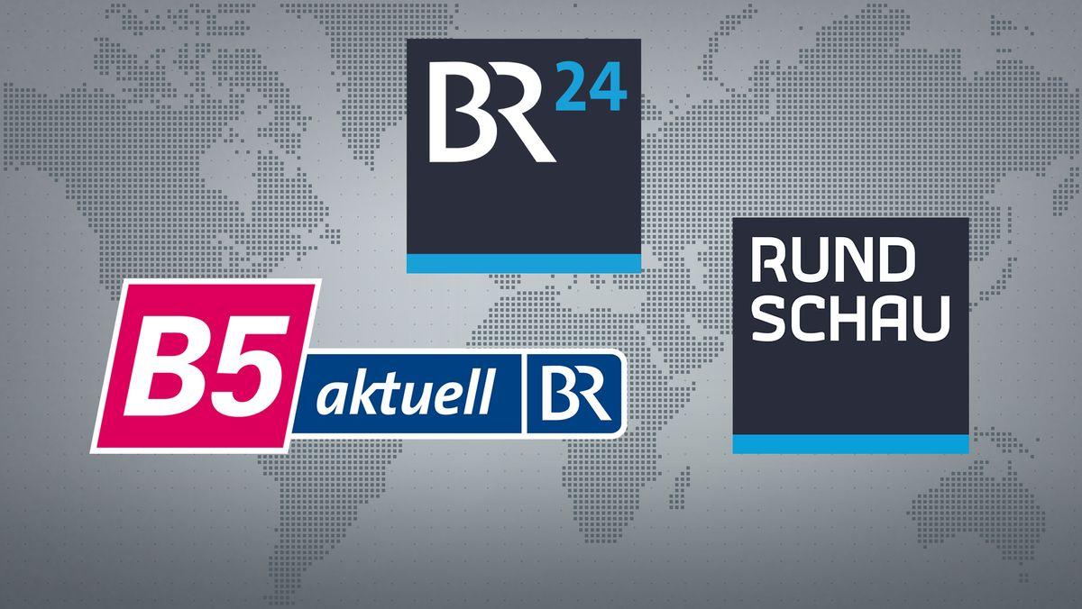 Künftig unter dem BR24-Logo: B5 aktuell und Rundschau