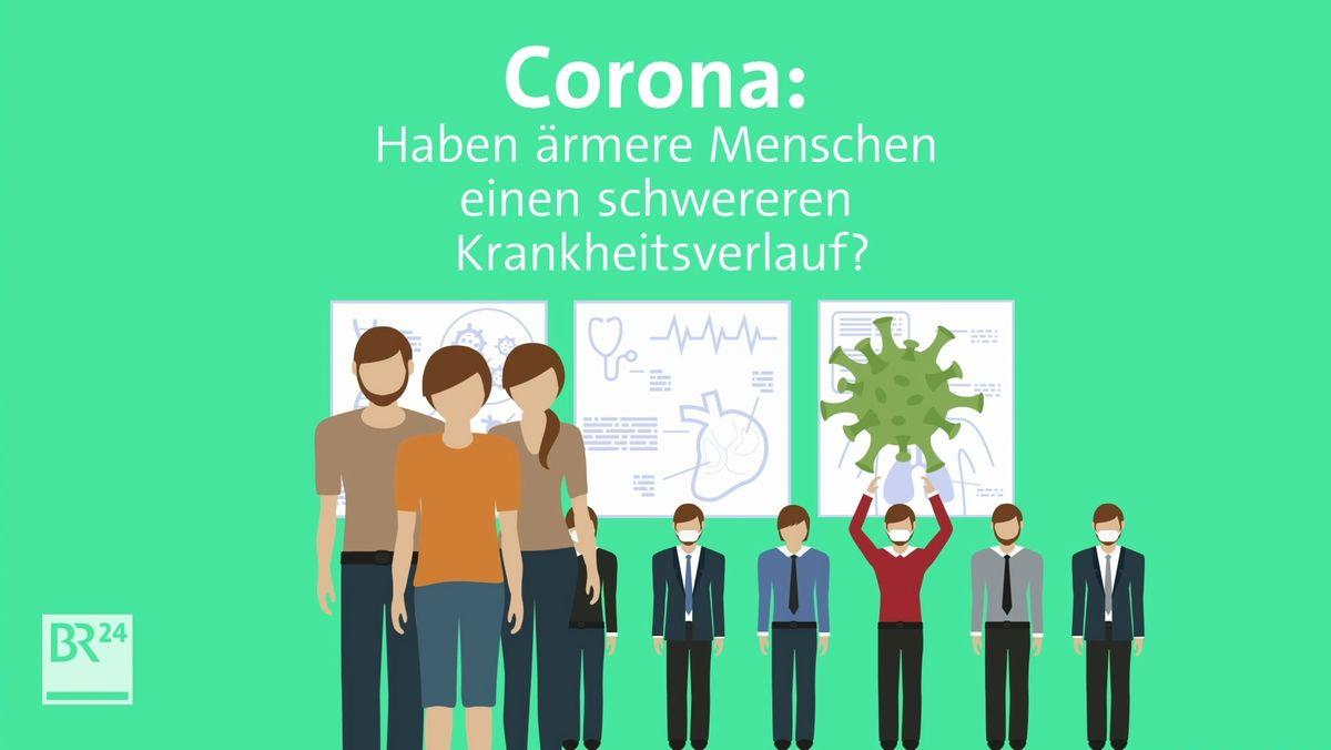 Corona: Haben ärmere Menschen einen schwereren Krankheitsverlauf?