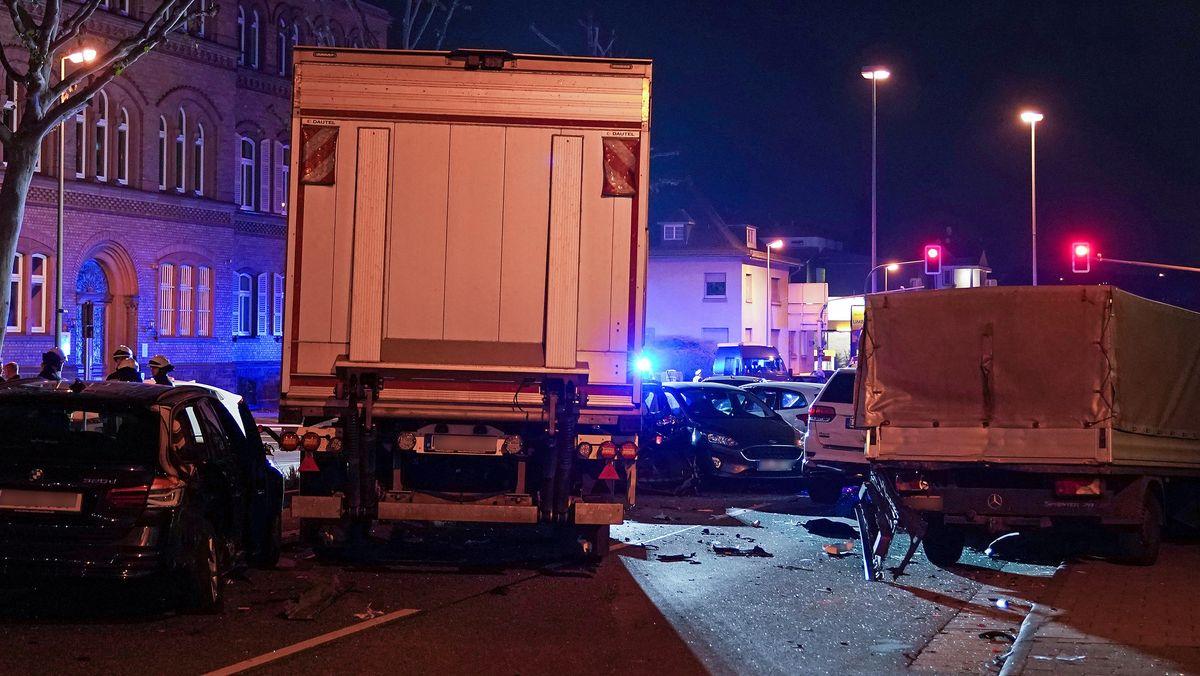 Limburg: Haftbefehl gegen Lkw-Fahrer wegen versuchten Mordes