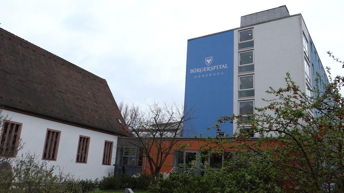 Seniorenheim des Würzburger Bürgerspitals