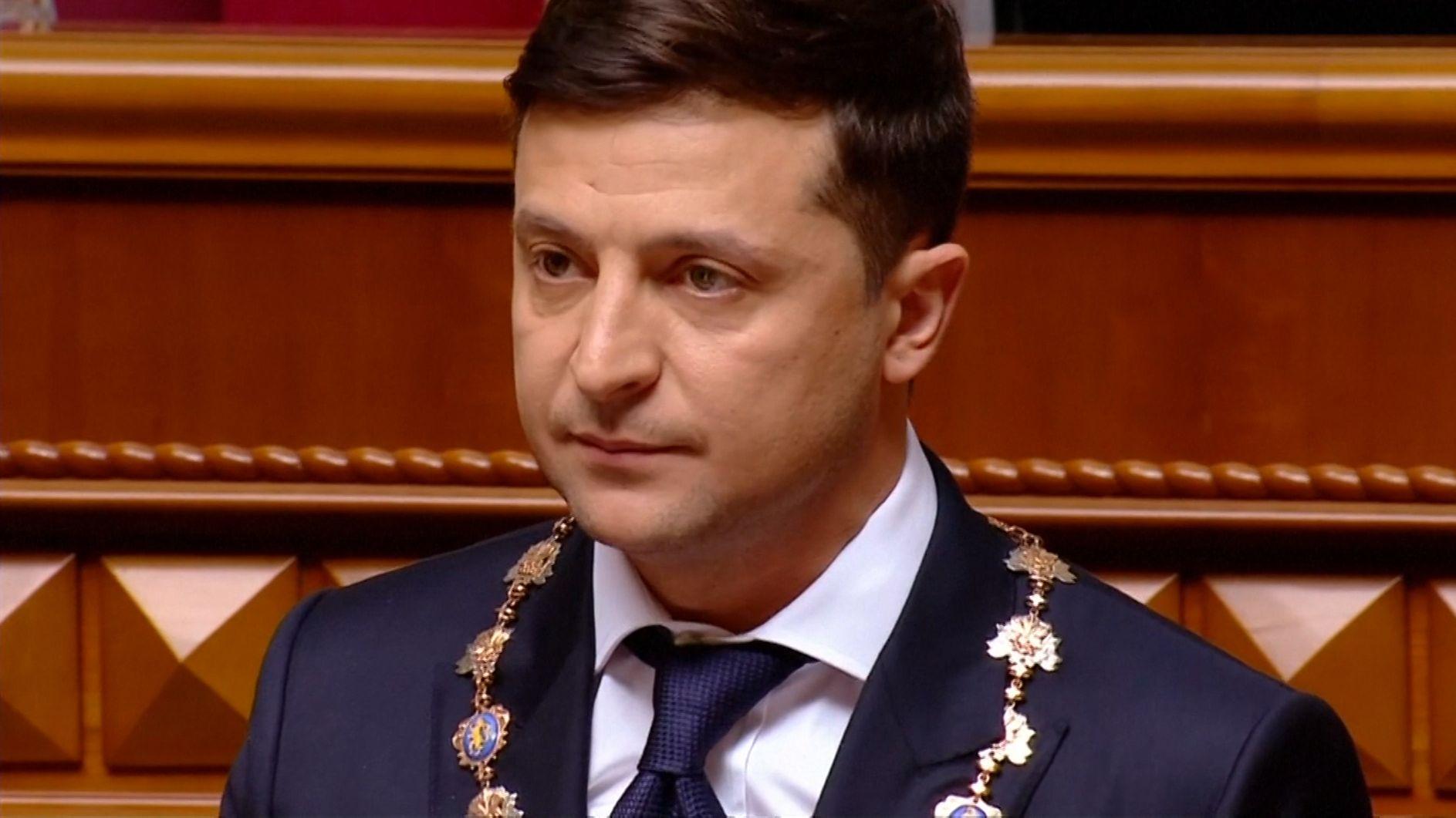 Ukraine: Selenskyj löst Parlament auf und setzt Neuwahlen an