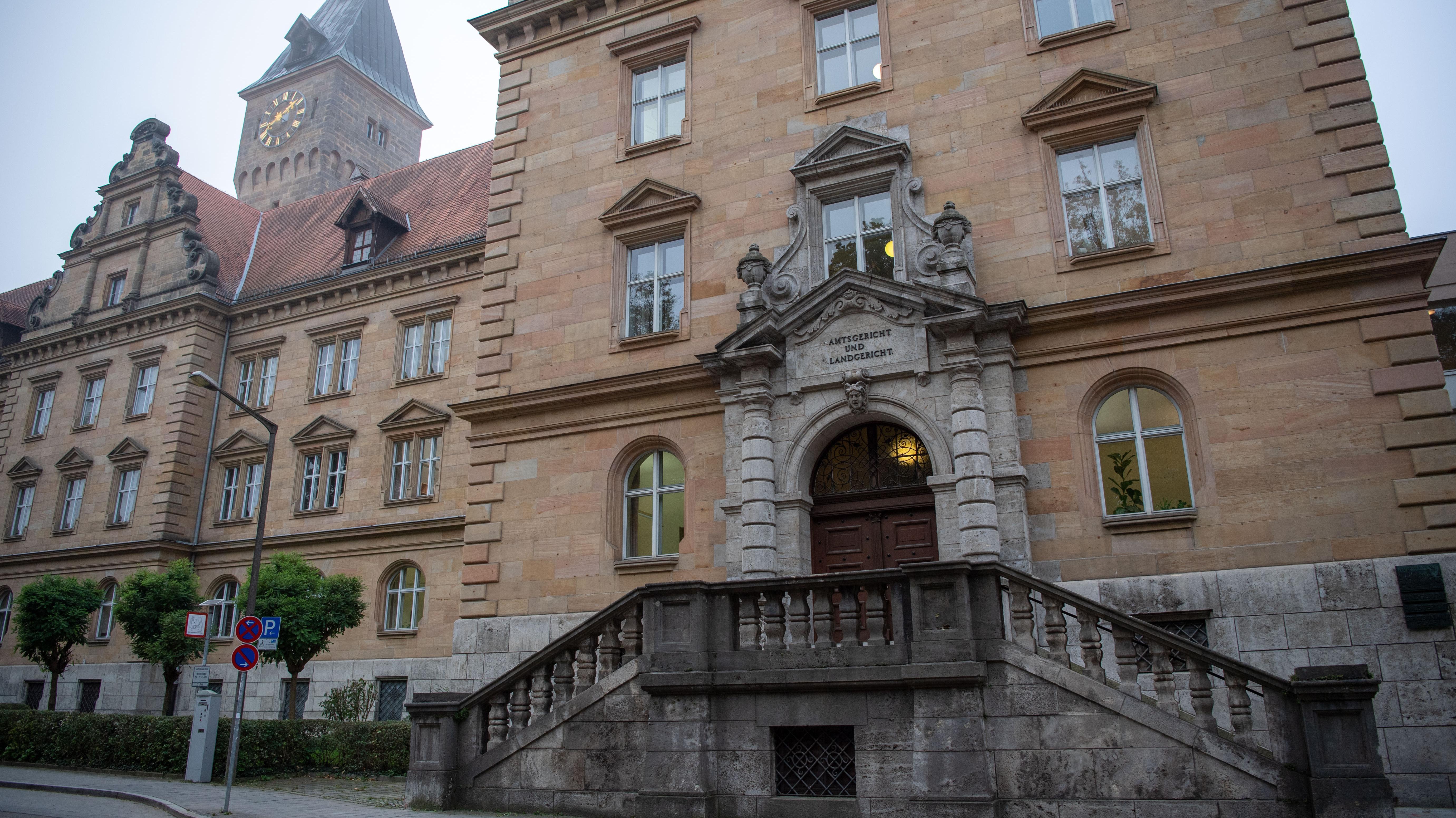 Das Regensburger Landgericht