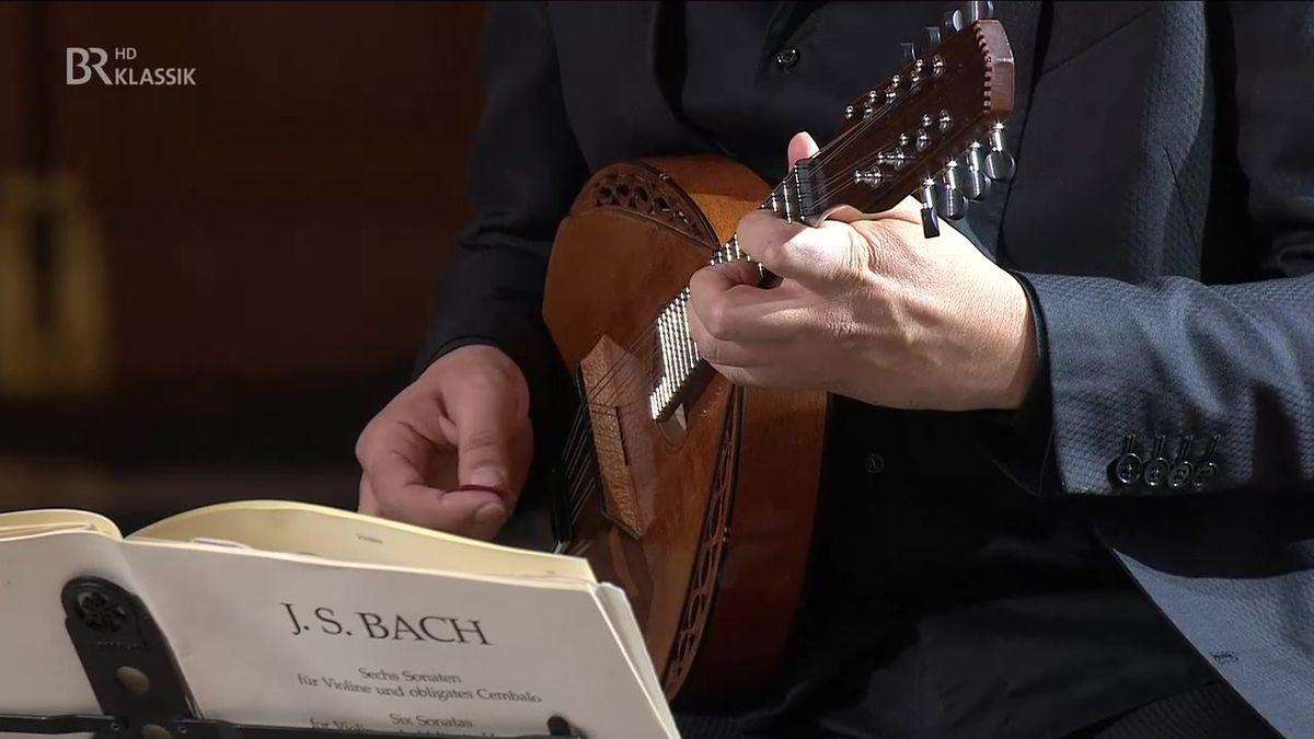 Ausschnitt aus dem Eröffnungskonzert des Mozartfestes 2020