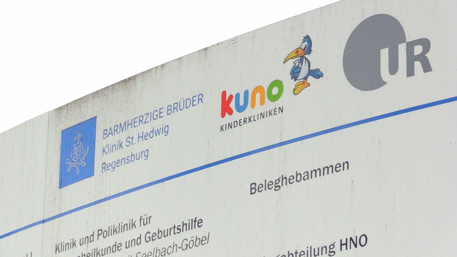 15 Beschäftigte in der Regensburger Kinderklinik haben sich mit dem Coronavirus infiziert. Das hat die Klinikleitung am Dienstag bestätigt.