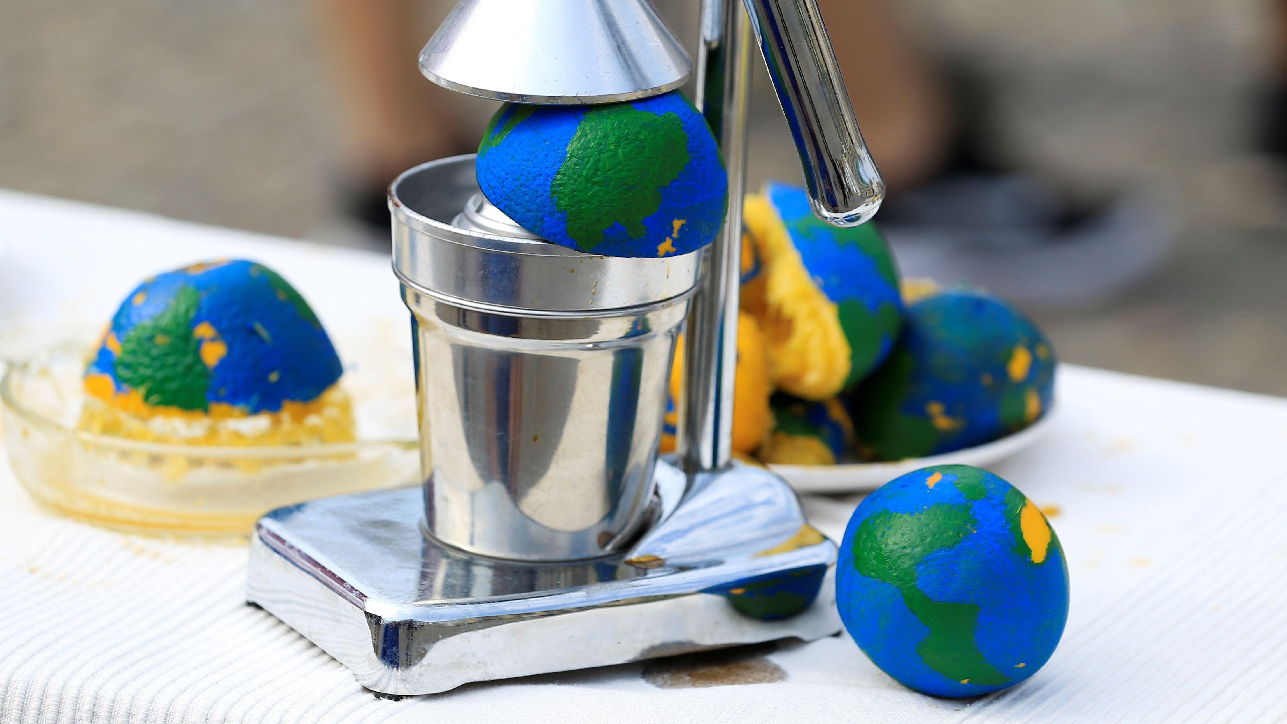 Earth Overshoot Day - Welterschöpfungstag