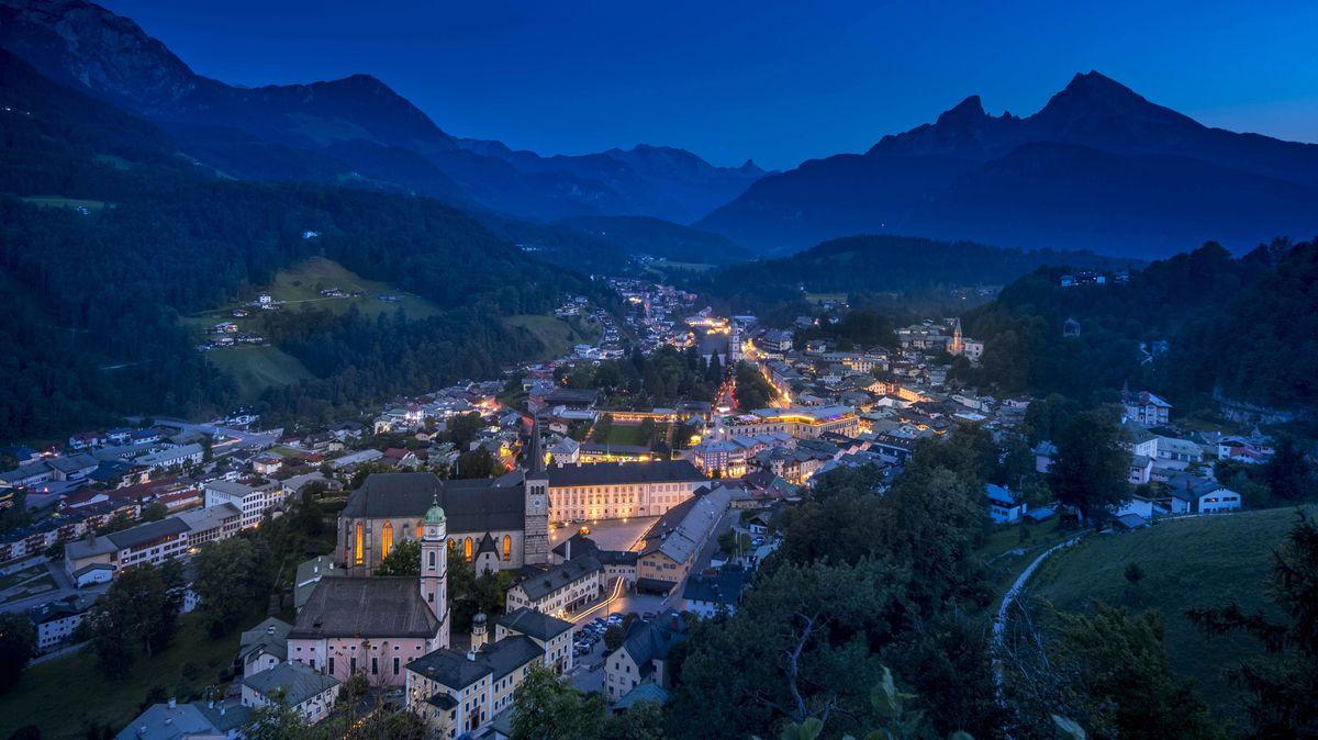 Zahl der bayerischen Corona-Hotspots steigt auf sechs - im Bild: Berchtesgaden