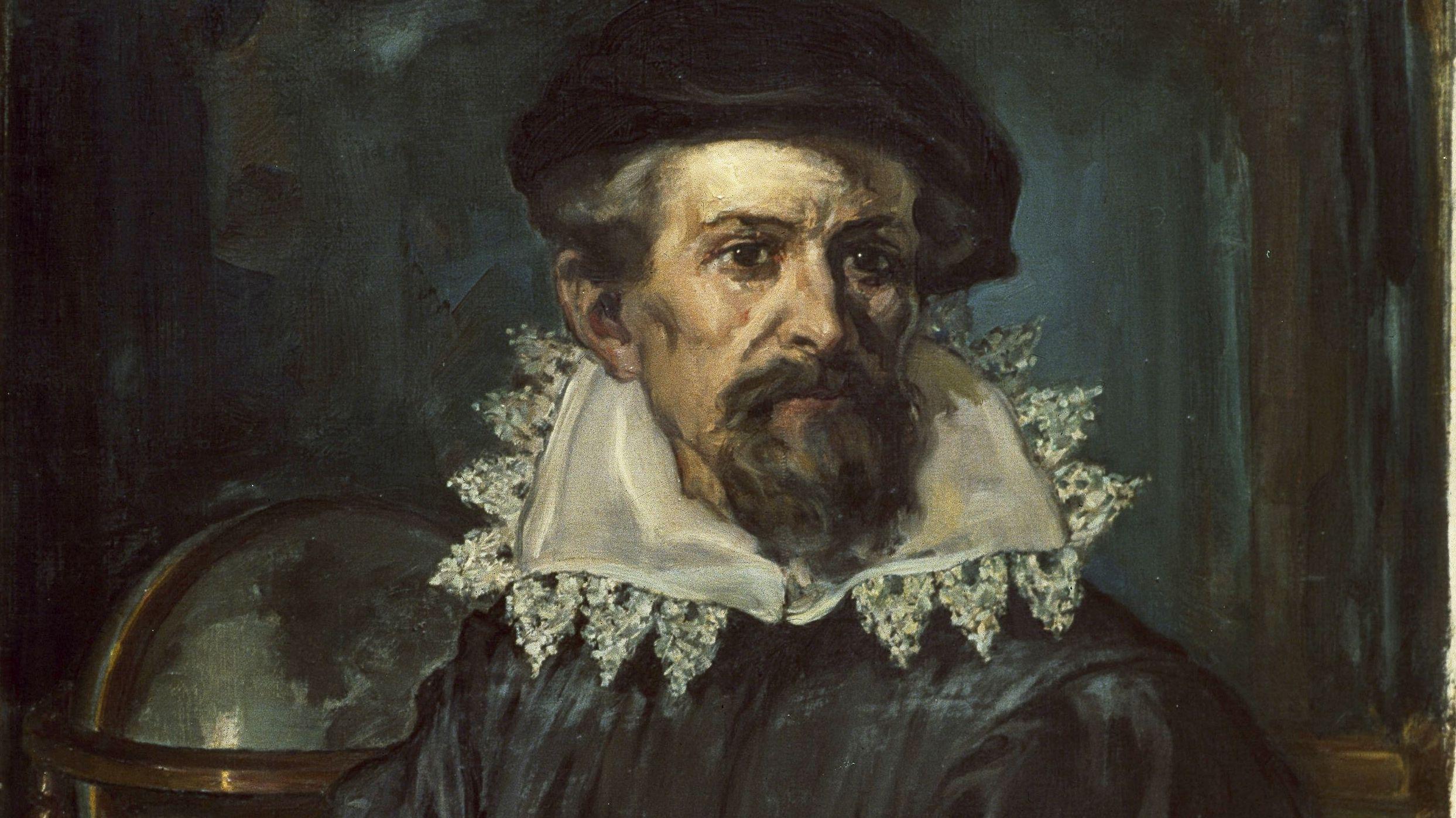 Heroischer Astronom und Mathematiker