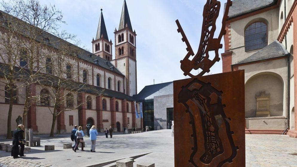 Der Würzburger Kilians-Dom (Symbolbild)