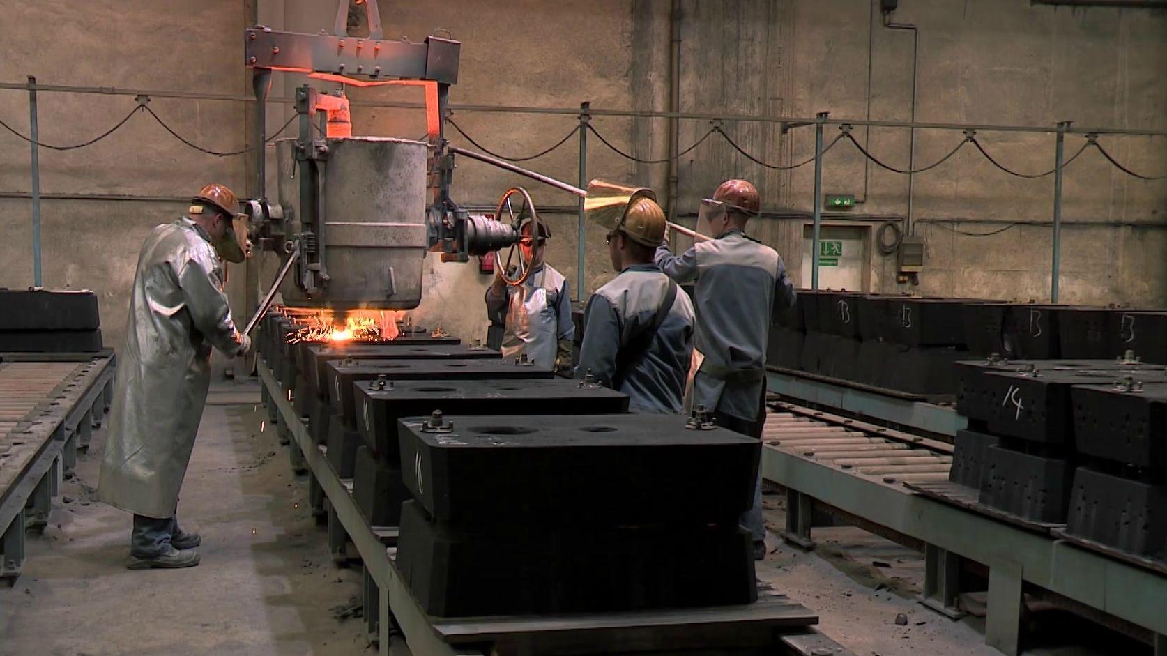 Der Pumpen- und Armaturenhersteller KSB investiert am Standort Pegnitz 13 Millionen Euro. Ziel ist es, die Gießerei zu modernisieren.