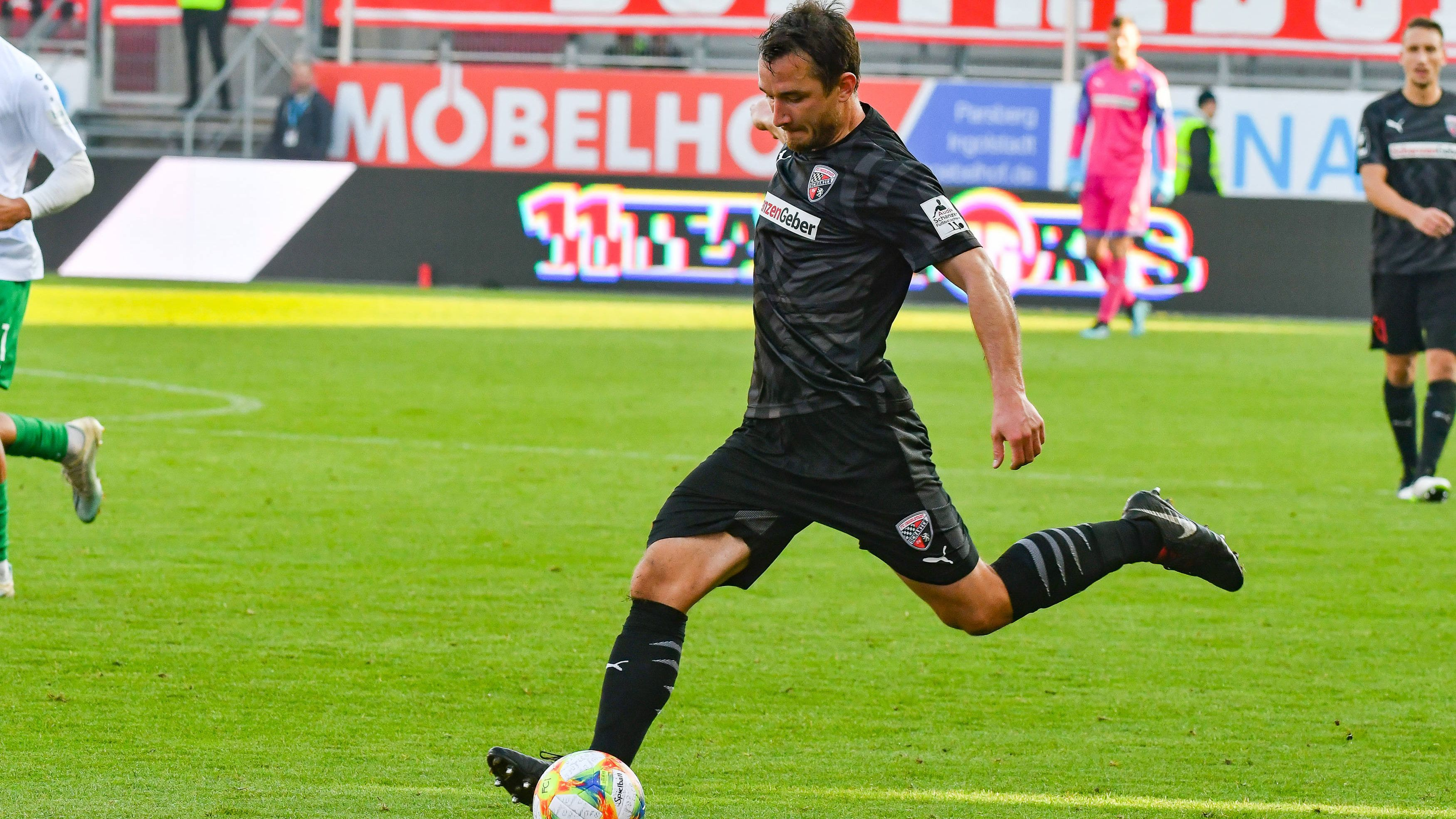FC Ingolstadt spielt 0:0 bei Waldhof Mannheim