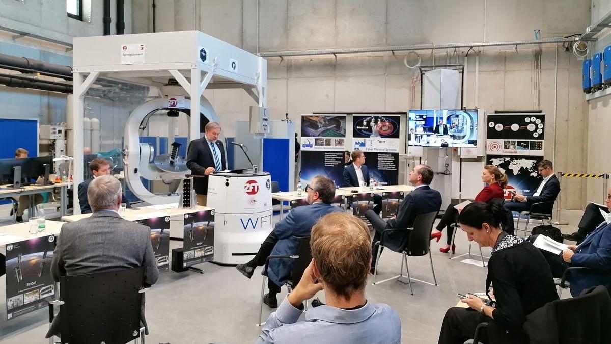 Zentrum für Telematik: Würzburger Satelliten erfolgreich ins All gestartet