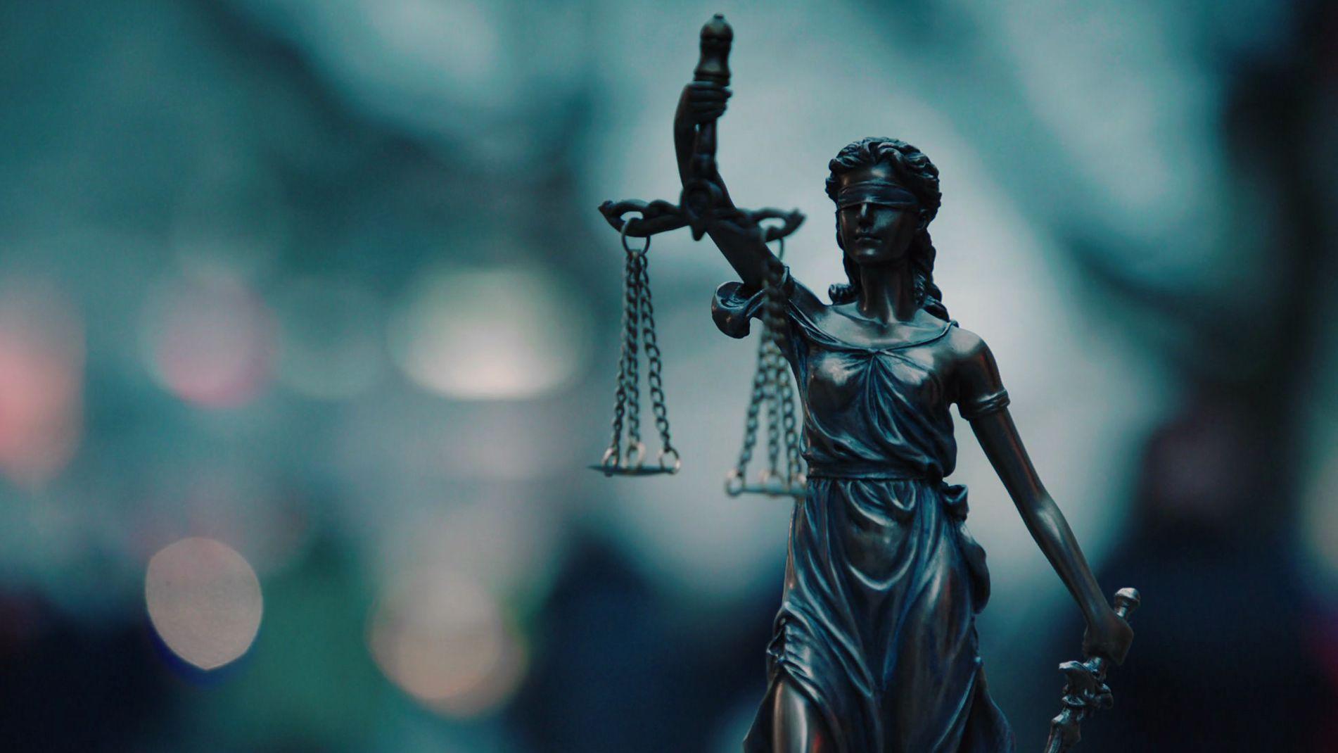 Symbolbild Justizia