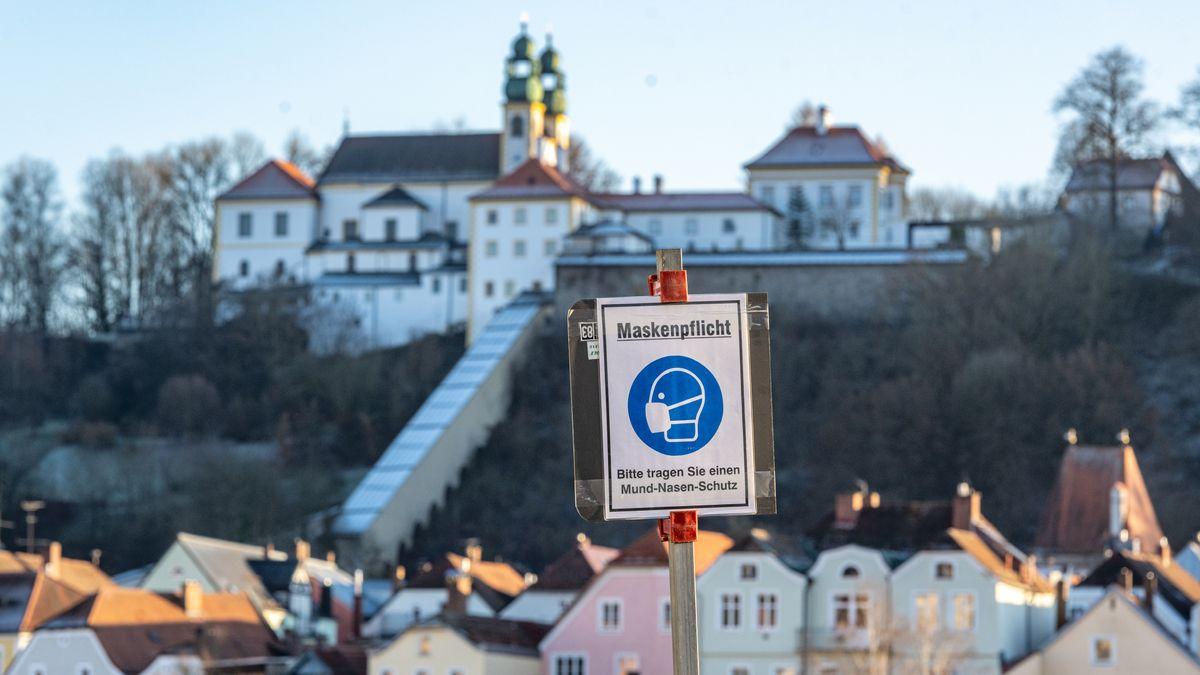 Im Stadtgebiet von Passau herrscht Maskenpflicht