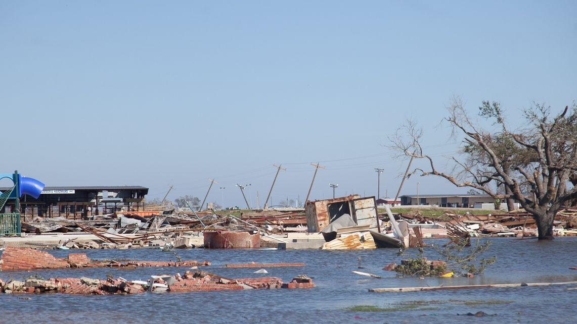 Überschwemmungen in Louisiana