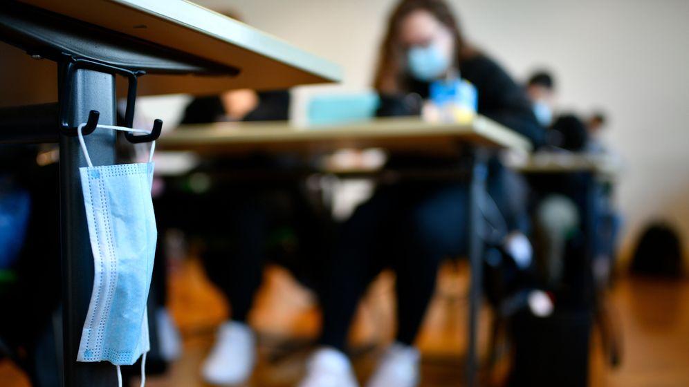Der Bildungsgewerkschaft GEW gehen die Beschlüsse des bayerischen Kabinetts nicht weit genug.   Bild:Picture Alliance/dpa/Frank Hoermann/Sven Simon