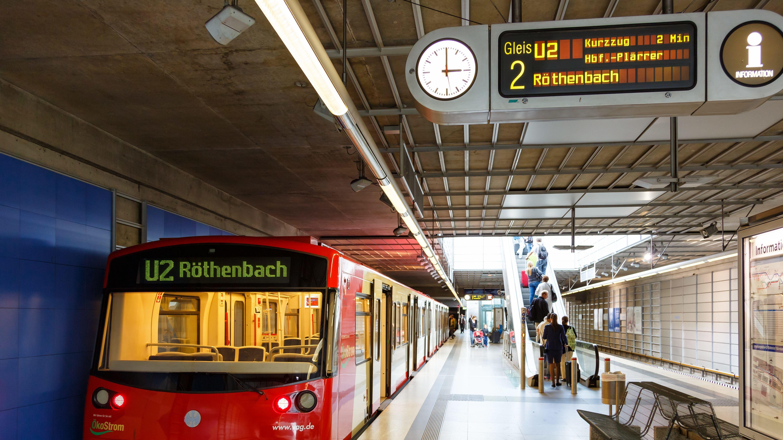 Nürnberger U-Bahn