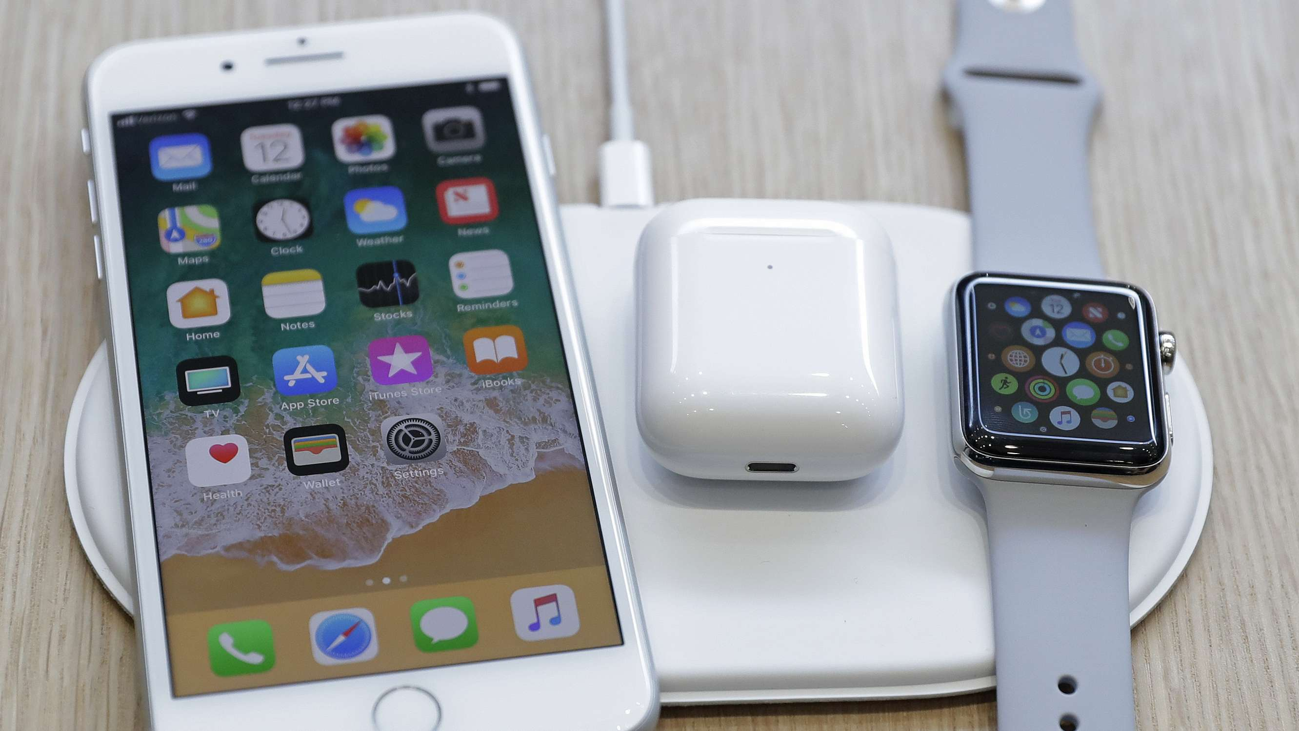 Apples AirPower