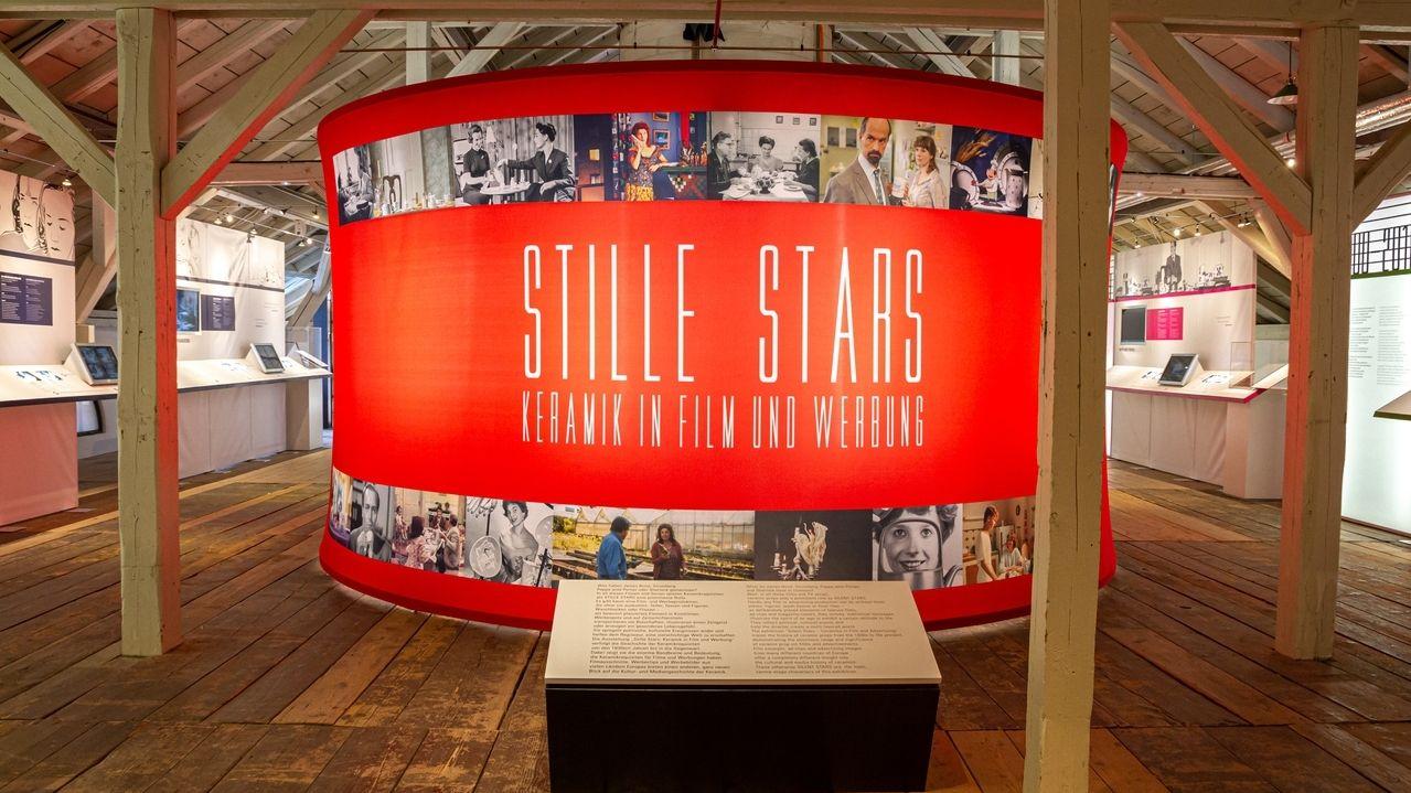 "Ausstellung ""Stille Stars"" Porzellanikon Selb"