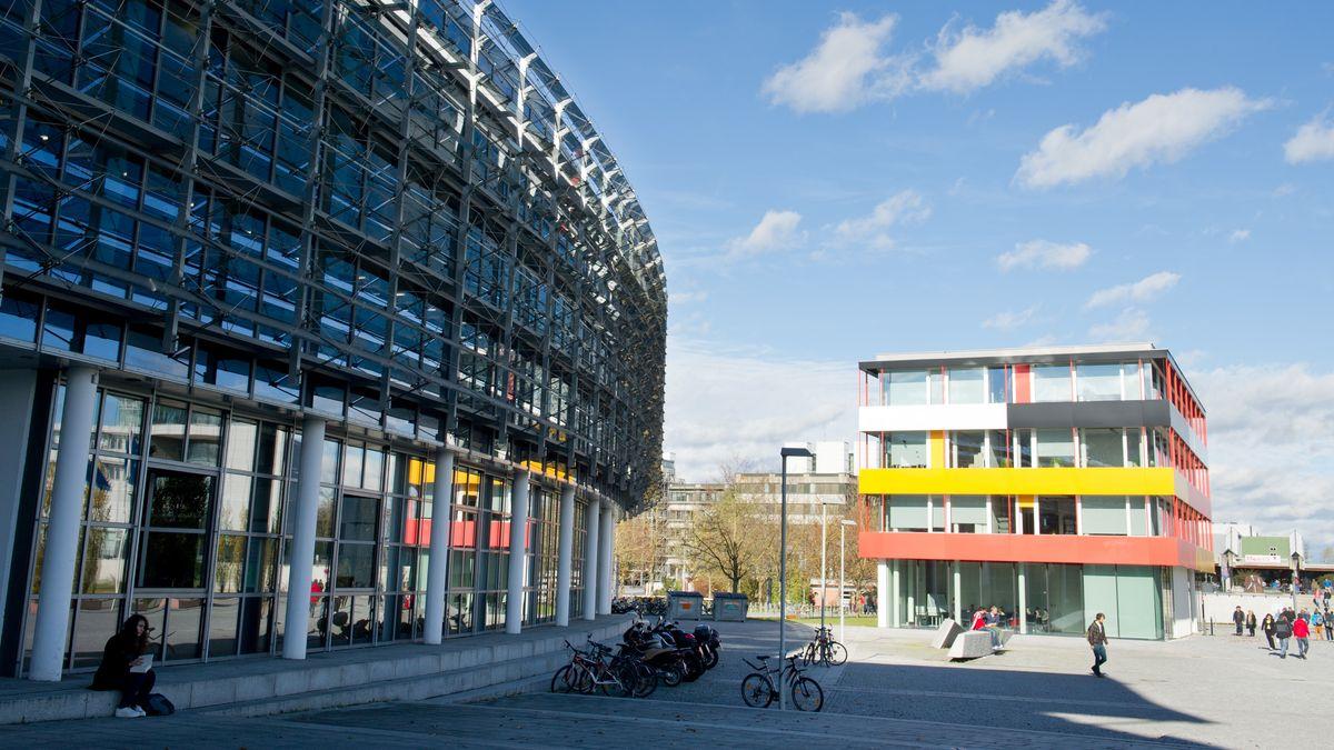 Die TU in München