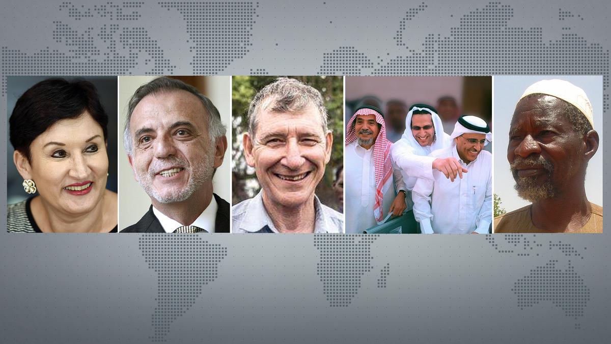 Die Preisträger des Alternativen Nobelpreises 2018