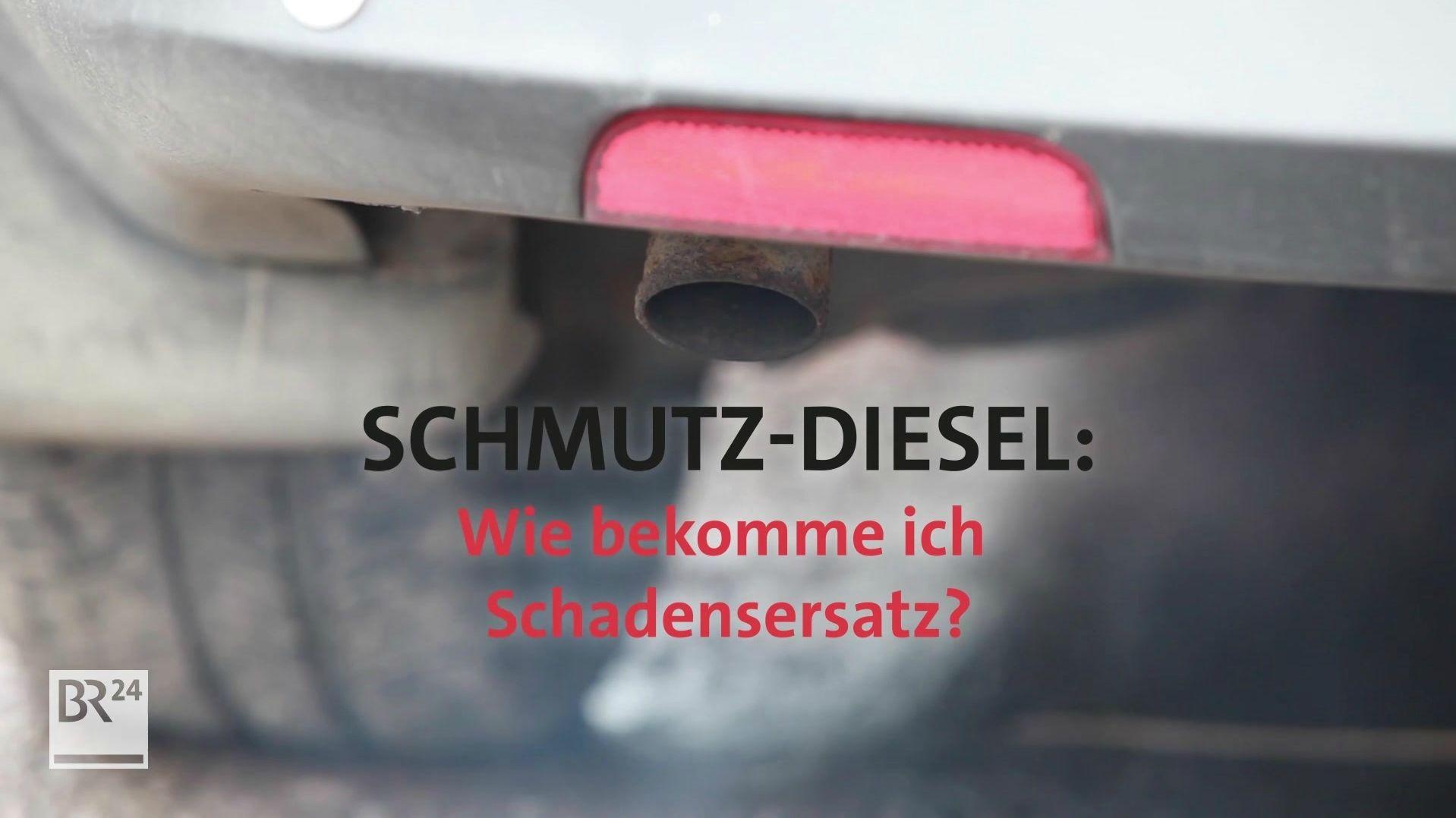 Wenn der eigene Diesel ein Schmutz-Diesel ist ...