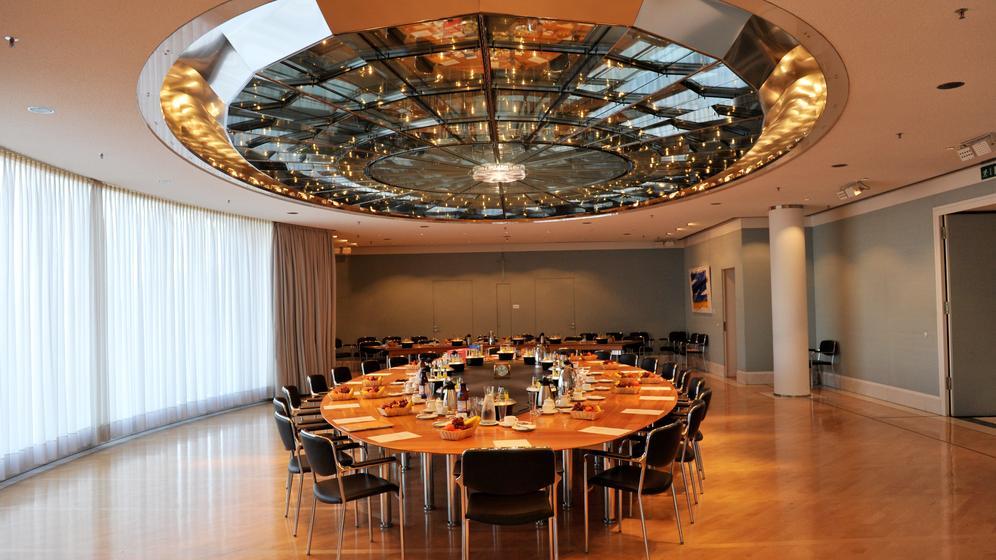 Der Kabinettssaal in München | Bild:picture alliance / dpa