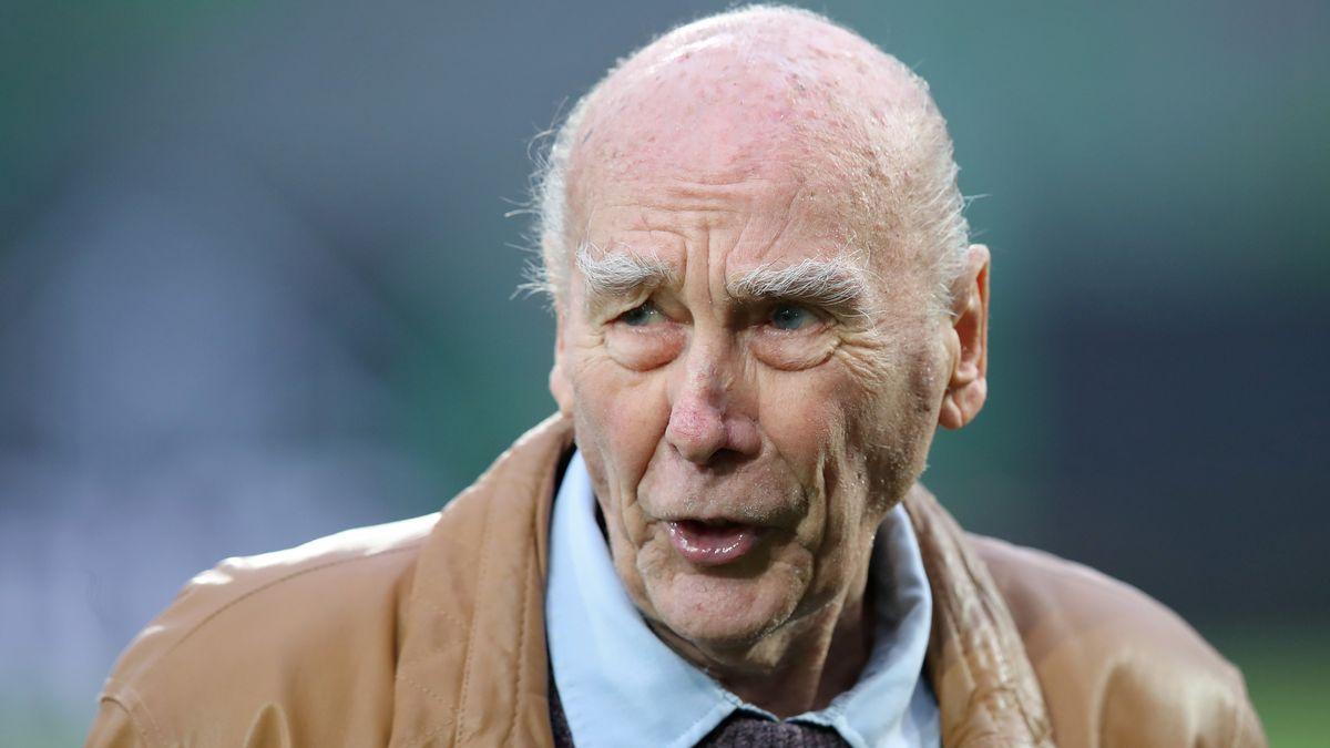 Horst Eckel, letzter lebender Weltmeister von 1954