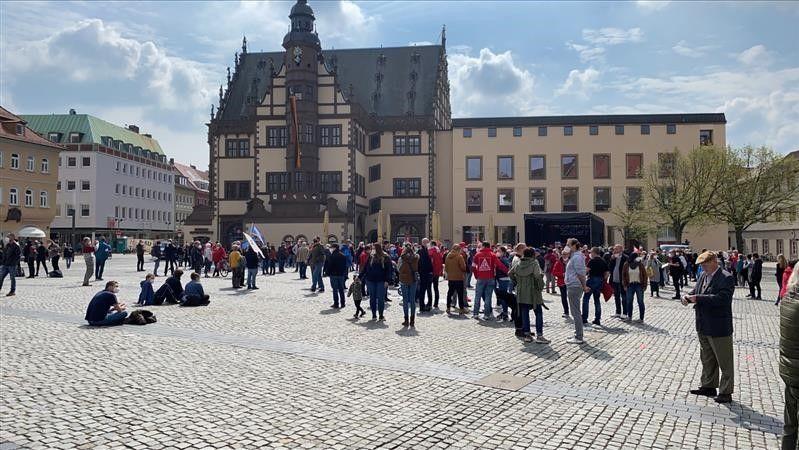 DGB-Kundgebung in Schweinfurt