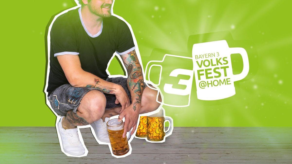 """Das Bayern 3-""""Volksfest@Home"""" kommt nach Essenbach"""