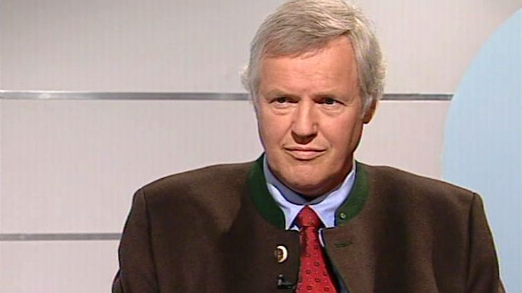 Jürgen Vocke, Präsident des Bayerischen Jagdverbandes