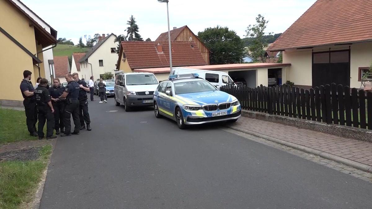 Polizeieinsatz nach Messerattacke in Westerngrund