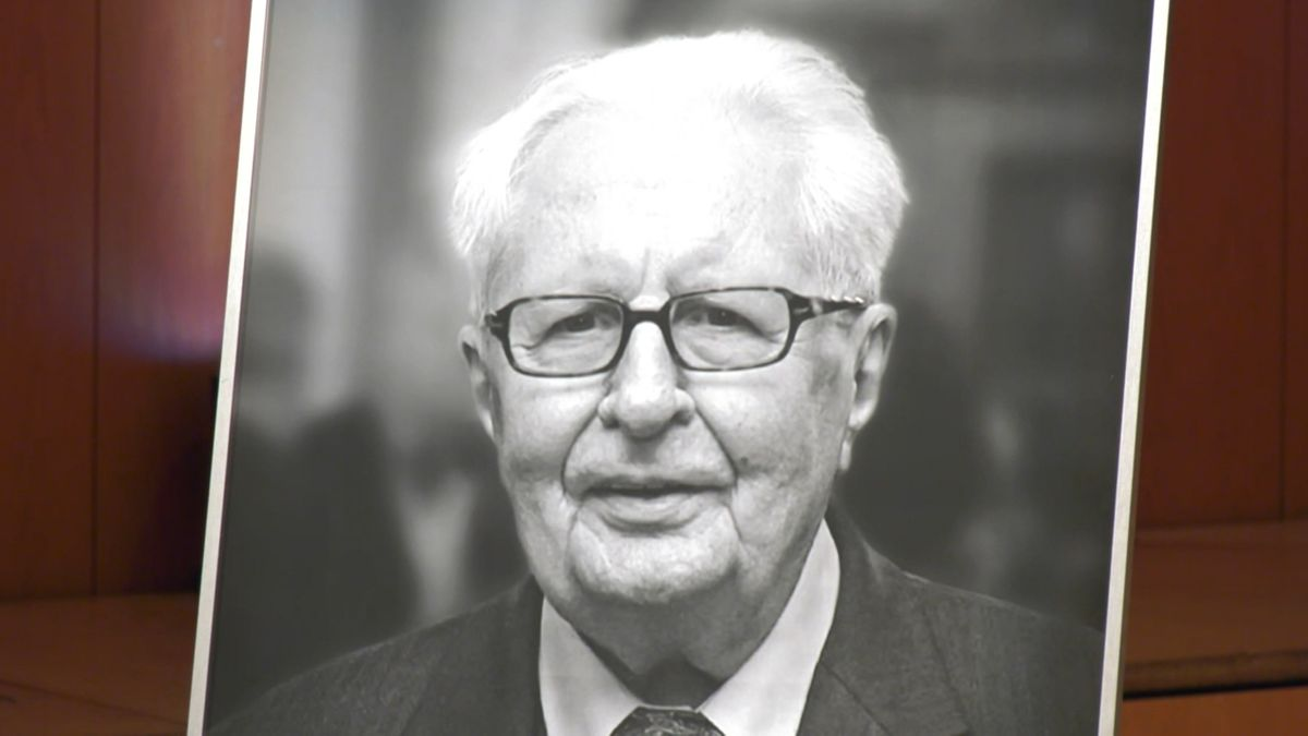 """Abschied von Vogel: """"Einer der ganz Großen der Sozialdemokratie"""""""