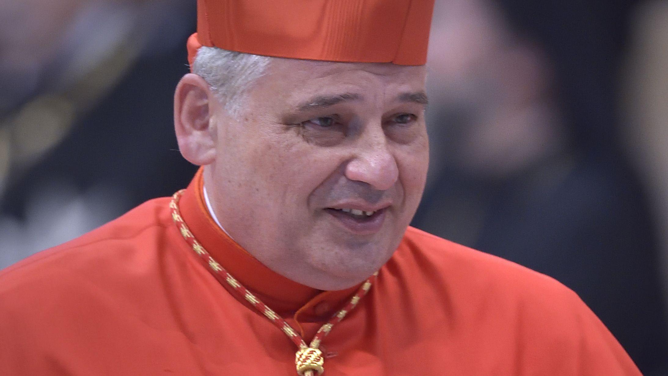 Kardinal Konrad Krajewski
