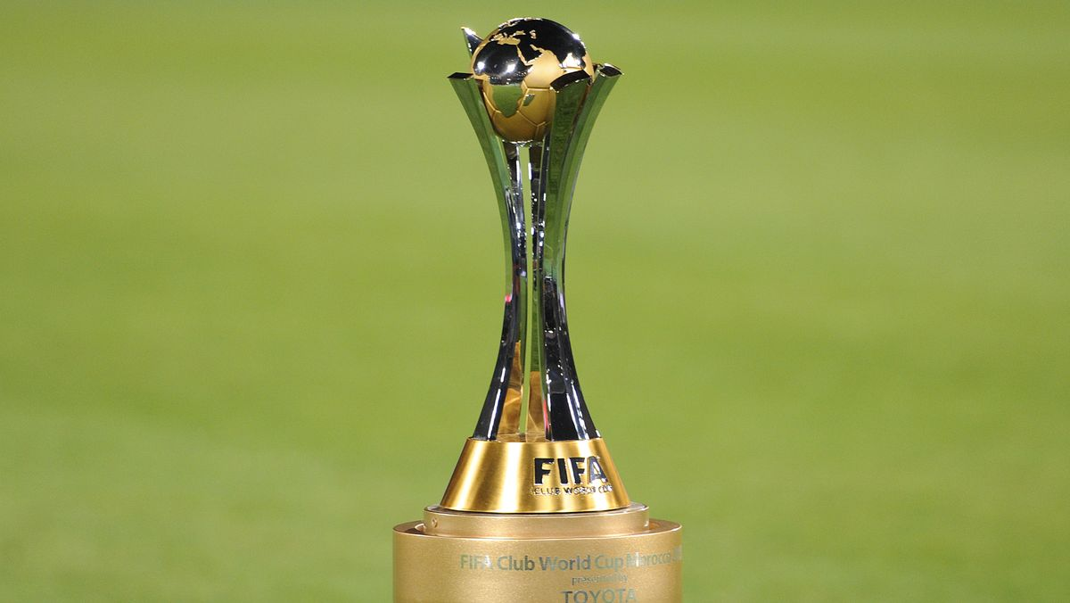 Pokal für die Klub-WM