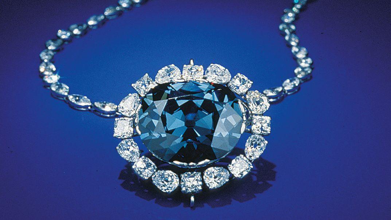"""Der """"Hope""""-Diamant"""