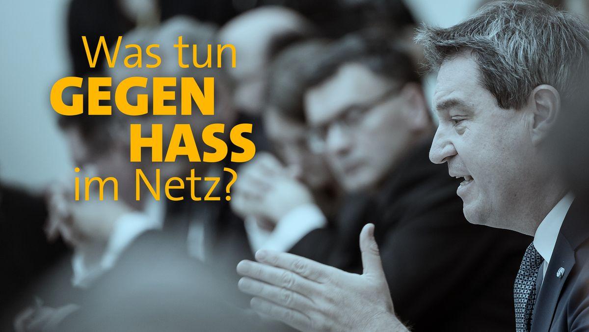 Was tut die bayerische Staatsregierung eigentlich gegen Hass im Netz - und ist das genug?