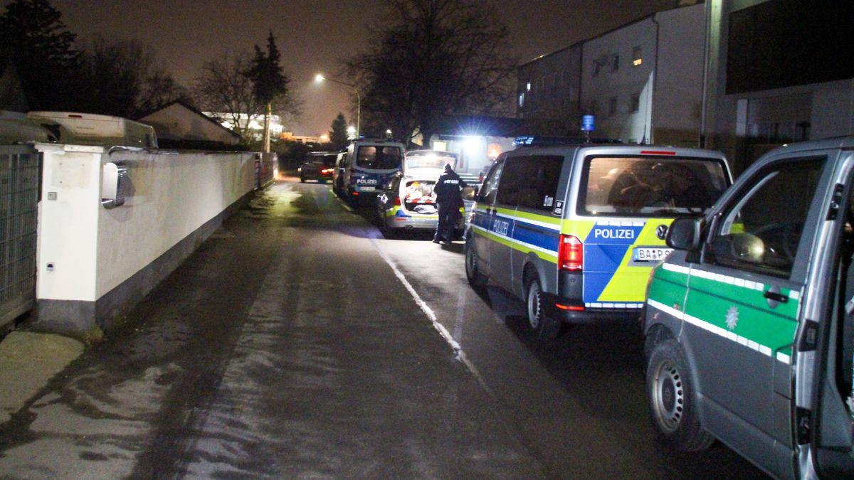 Polizeieinsatz in Regensburg