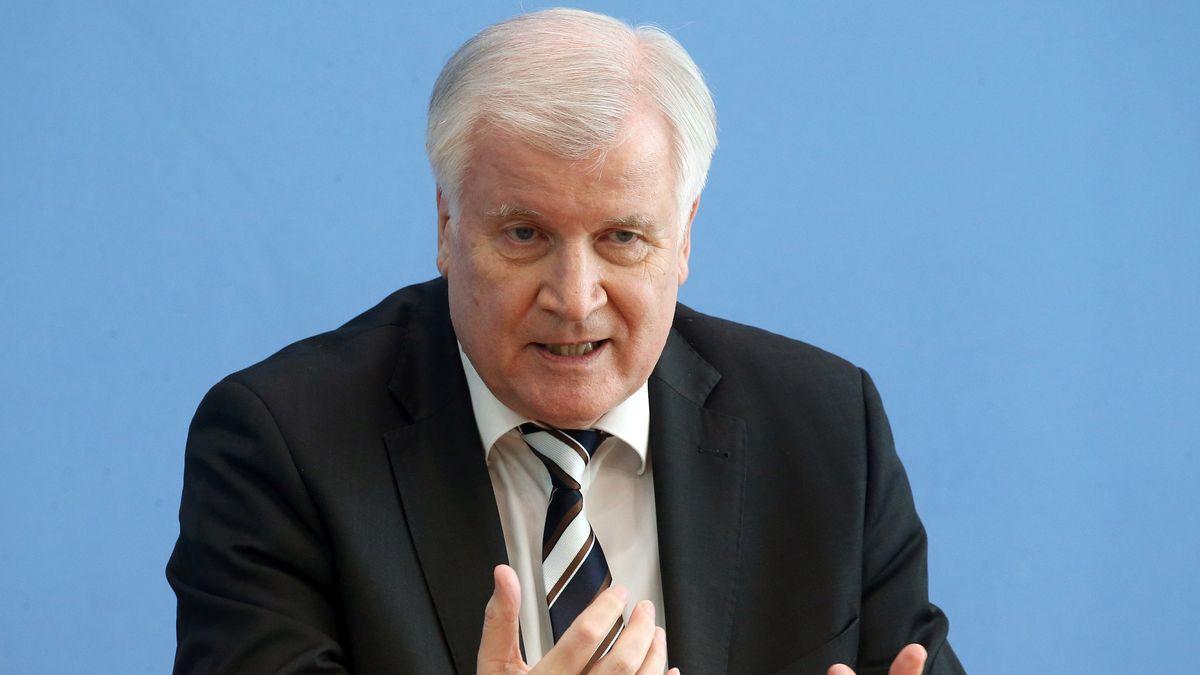 Bundesheimatminister Horst Seehofer (CSU).