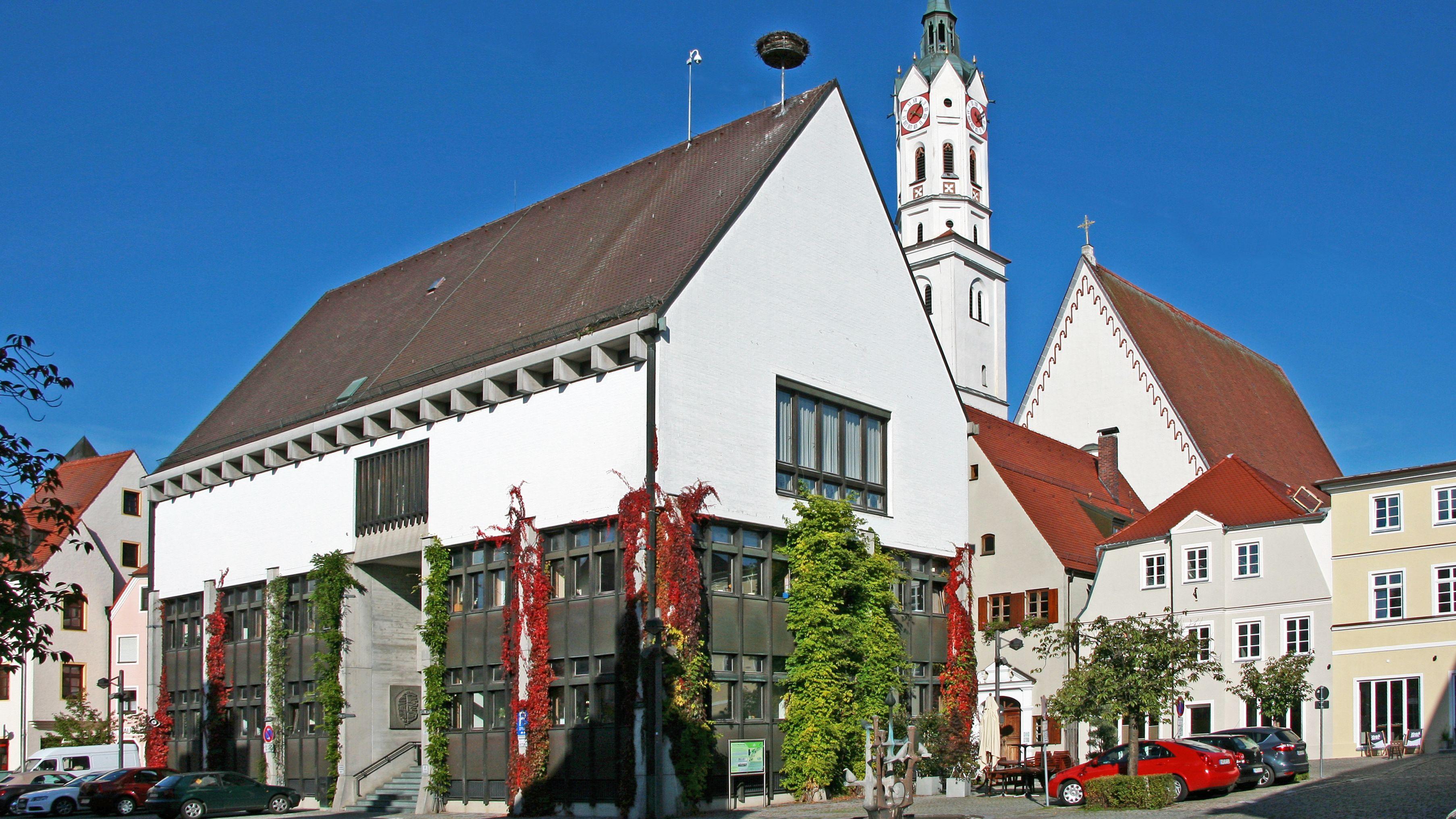 Rathaus Schrobenhausen