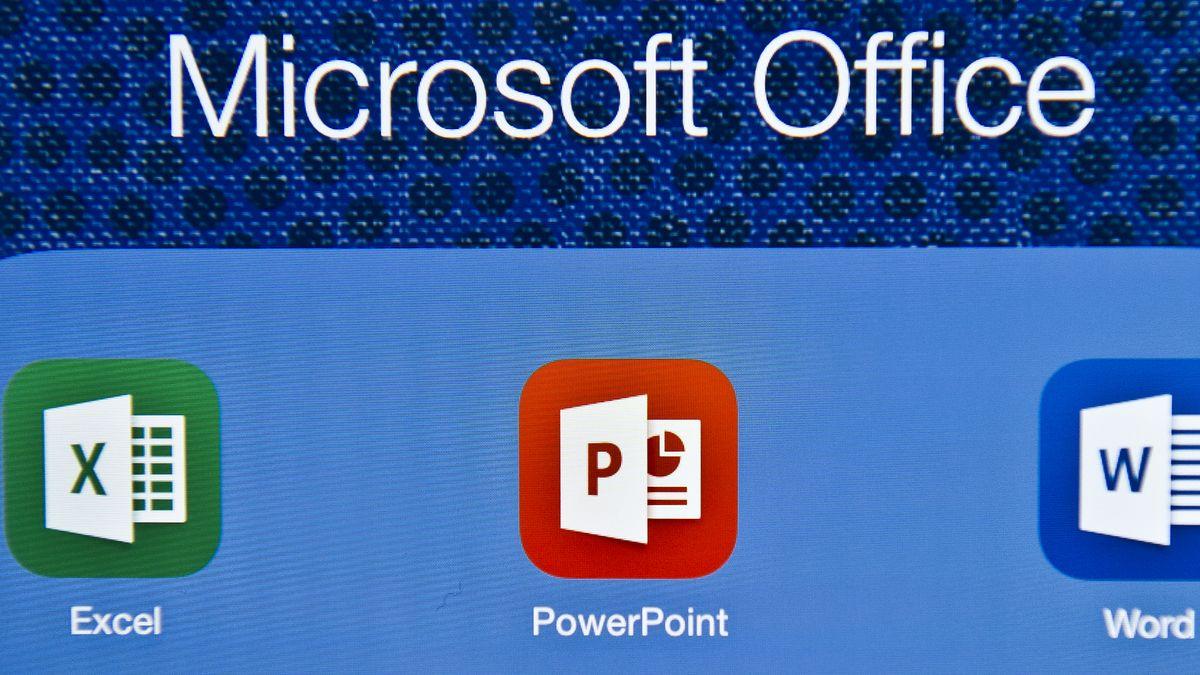 Exel, Powerpoint und Word