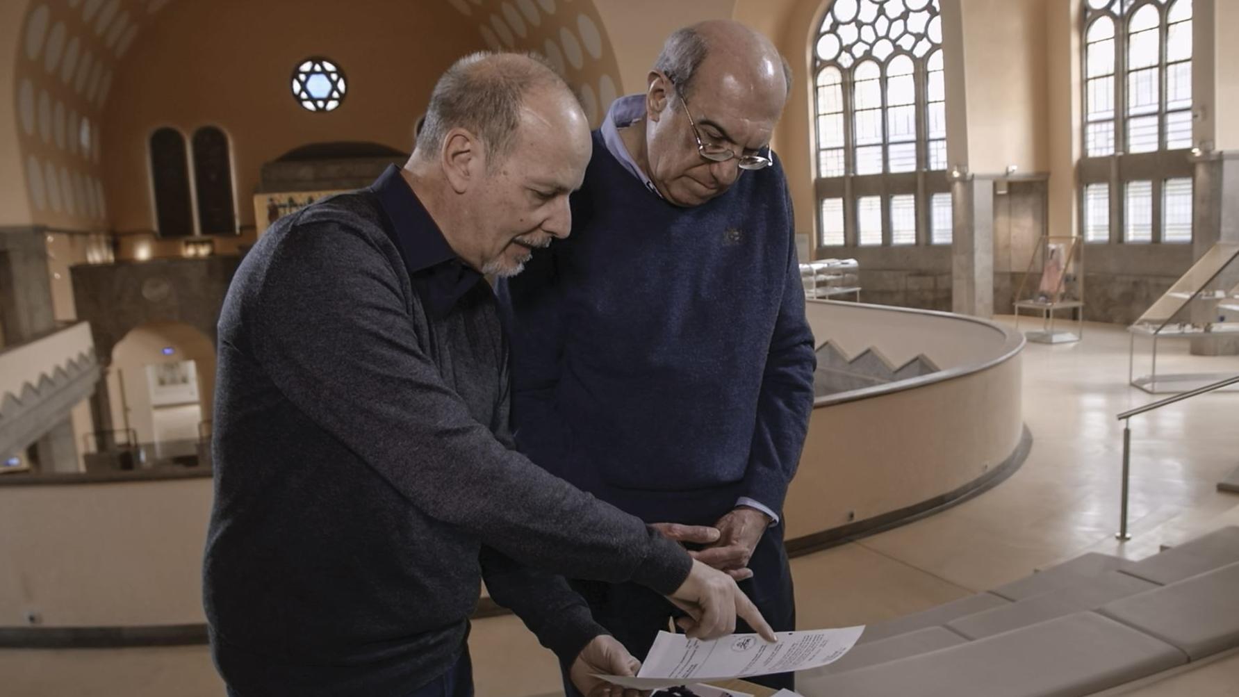 Dokumentarfilmer Tilman Urbach auf der Suche nach den verlorenen Werken