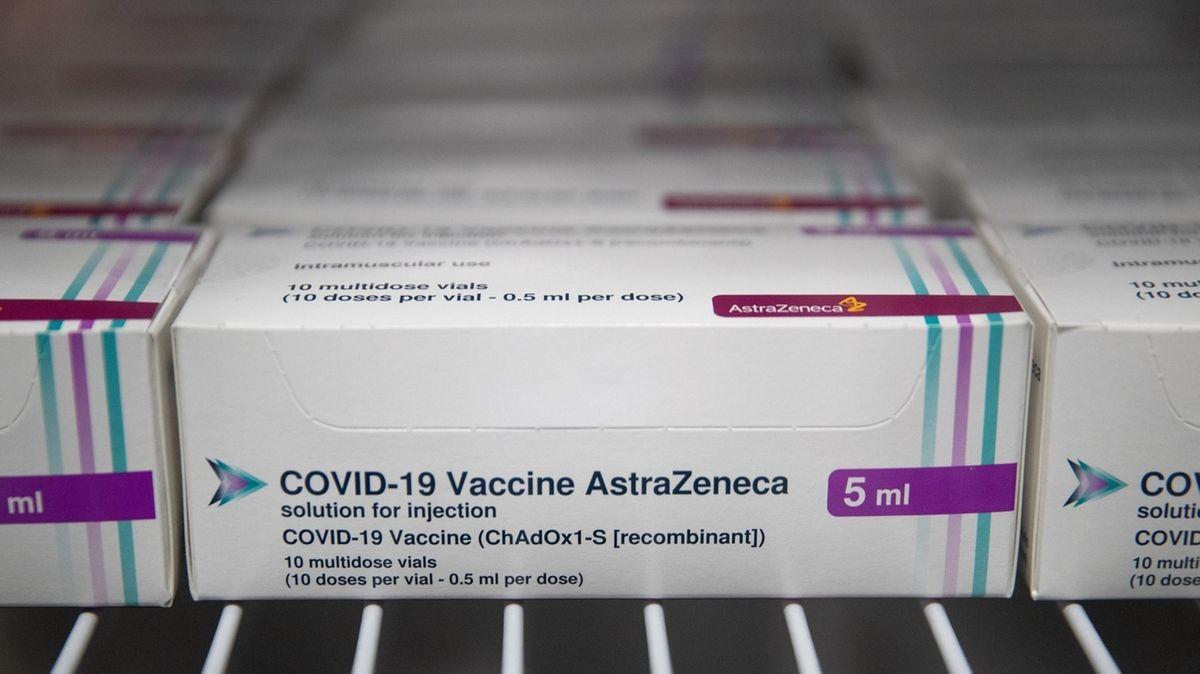 Impfstoff von Astrazeneca bekommt EU-Zulassung.