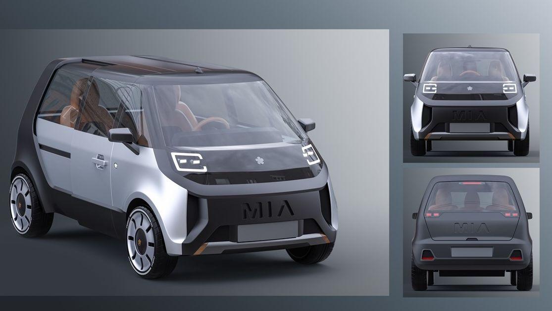 Elektro-Auto Mia 2.0