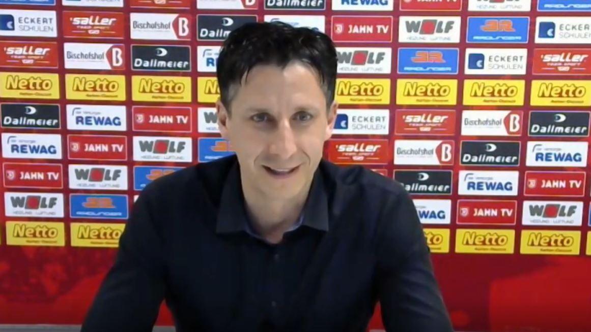 Jahn-Geschäftsführer Christian Keller
