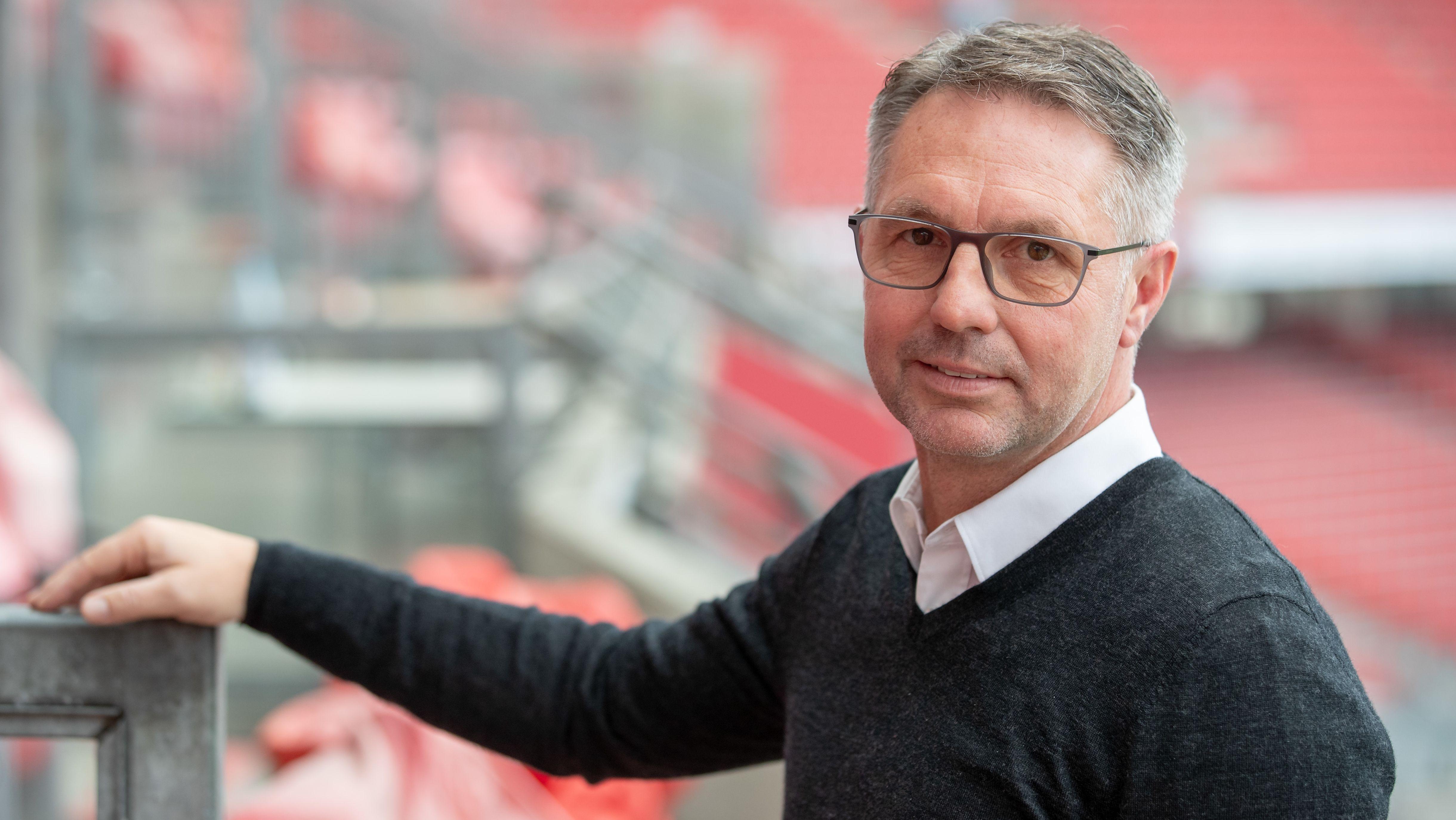 Nürnberg-Coach Damir Canadi