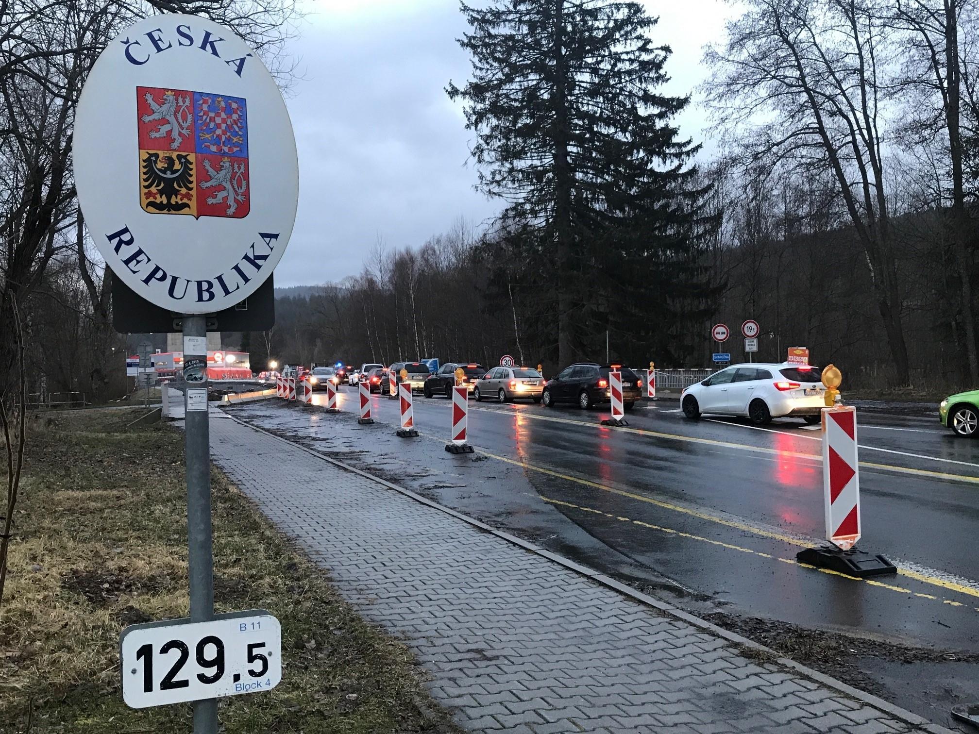 Für Berufspendler auch an Polens Grenzen Schluss - Sachsen weitet Hilfsprogramm aus