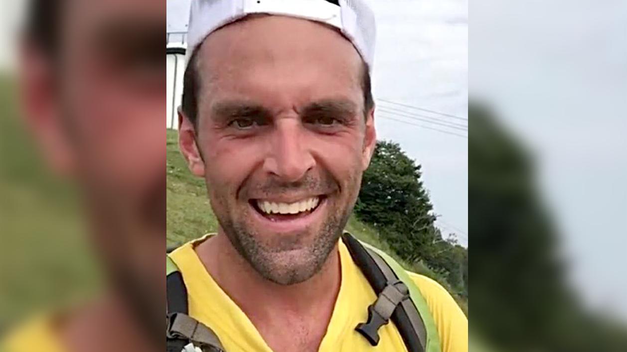 Der Kanadier Jeff Freiheit, der im Tölzer Land vermisst wird, auf einem Privatfoto.