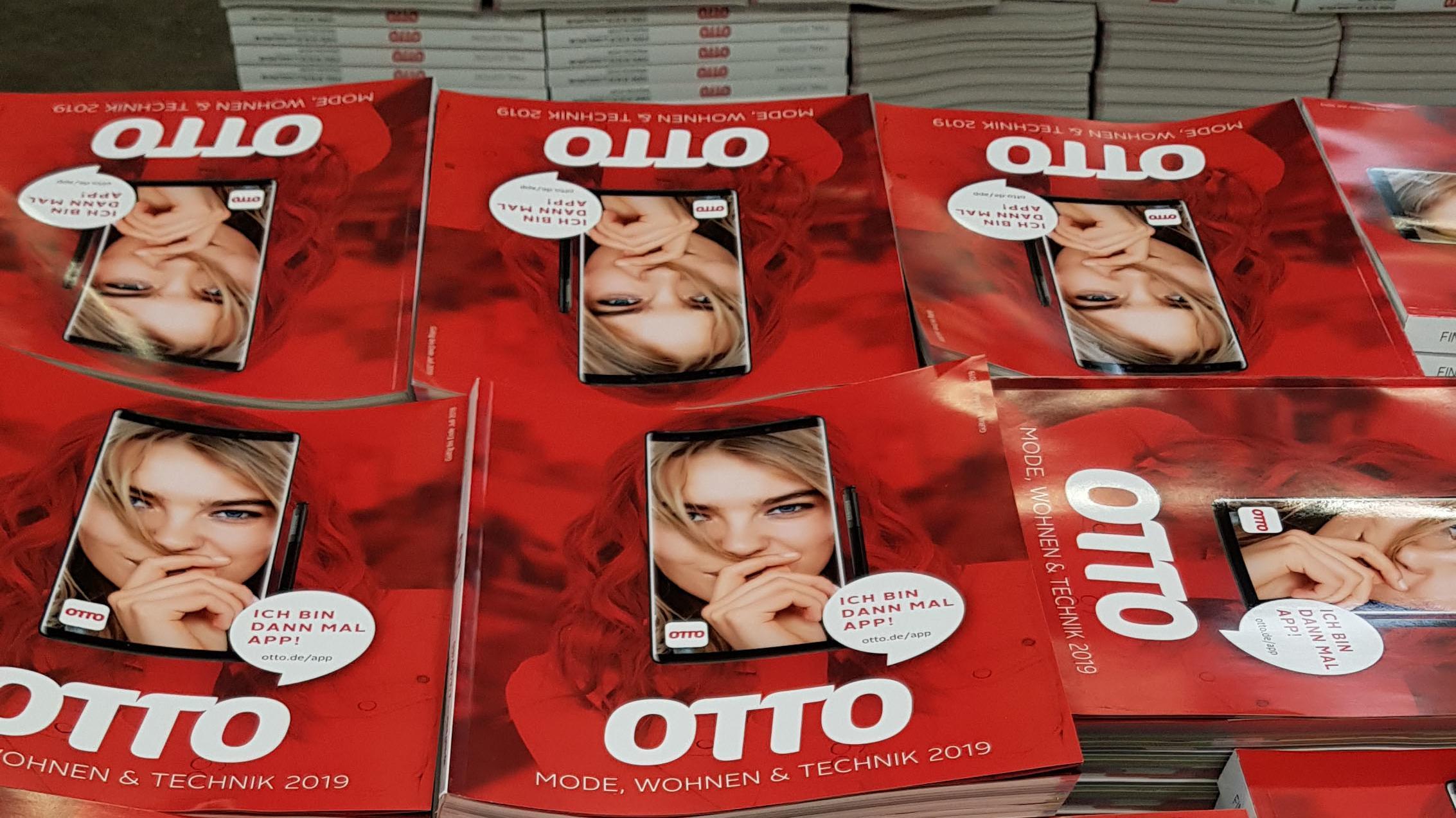 Nürnberg: Der letzte Otto-Katalog ist gedruckt.