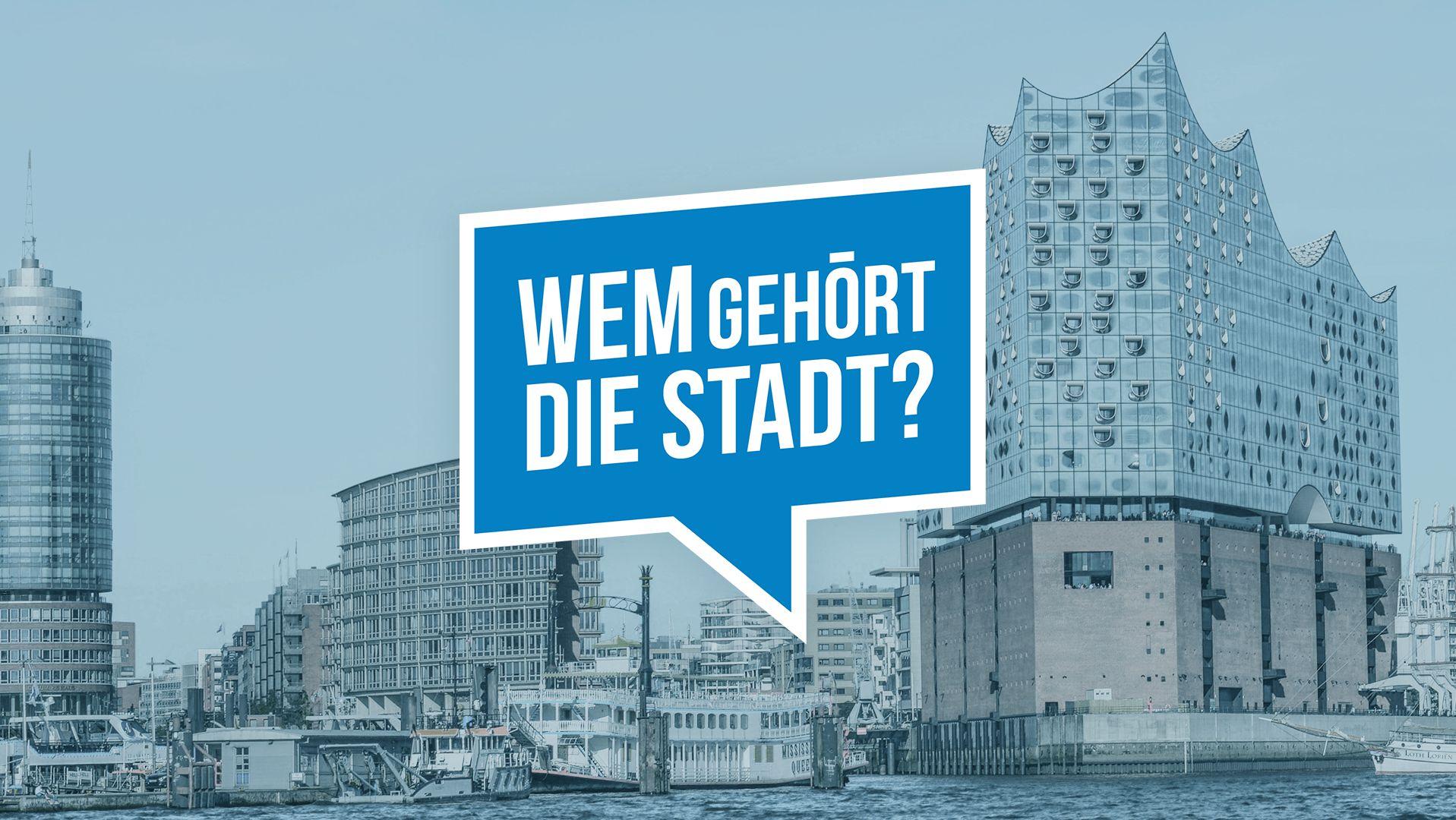 """In sechs deutschen Städten hat Correctiv die Recherche """"Wem gehört die Stadt?"""" bereits umgesetzt. Darunter in Hamburg, Berlin und Düsseldorf."""